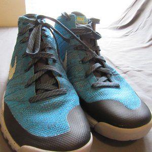 Nike Flyknit Trainer Chukka Fsb Squadron Blue 13